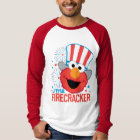 Little Firecracker Elmo T-Shirt