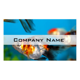 Little Fish Pack Of Standard Business Cards
