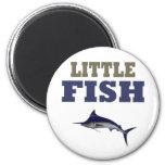 LITTLE FISH REFRIGERATOR MAGNET