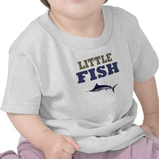 LITTLE FISH TEE SHIRTS