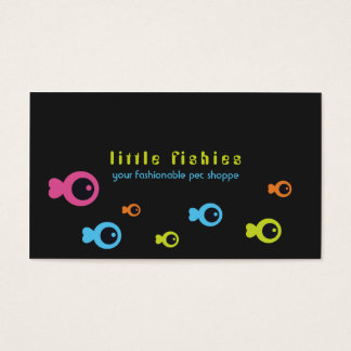 Little Fishies Business Cards