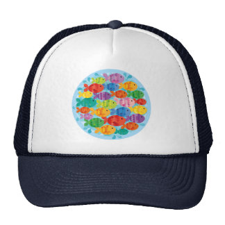 Little Fishy Friends Cap