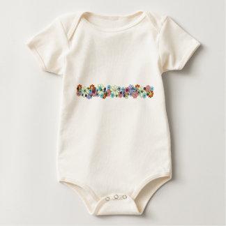 LIttle Flower Baby Bodysuit