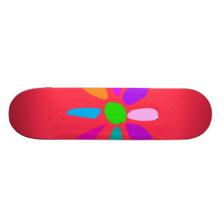 Little Flower Skate Board Decks