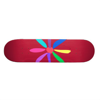 Little Flower Skate Deck
