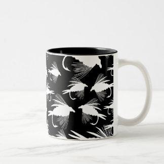 Little Fly Fishing Lures Coffee Mug