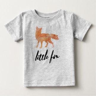 Little Fox Baby TShirt Grey