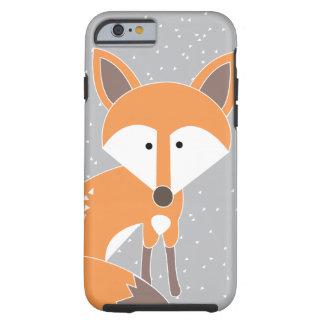 Little Fox Tough iPhone 6 Case