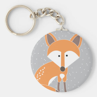 Little Fox Key Ring