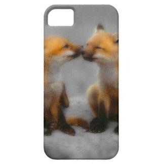 Little Fox Love iPhone 5 Case