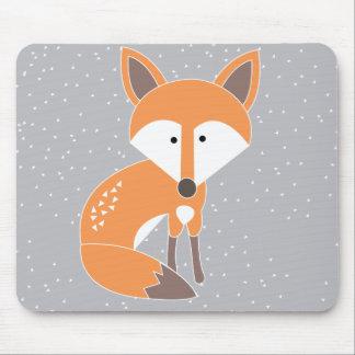 Little Fox Mouse Pad