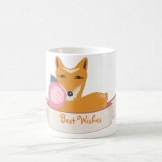 Little fox coffee mugs