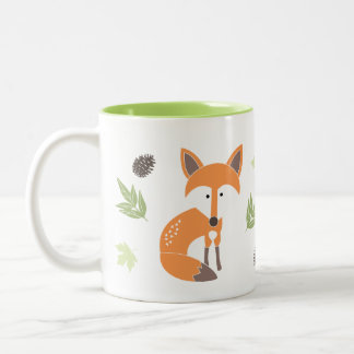 Little Fox Mug