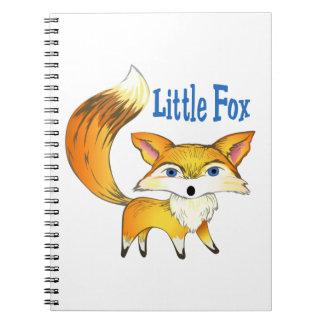 LITTLE FOX NOTE BOOK
