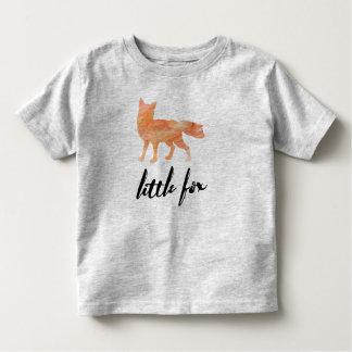 Little Fox Toddler TShirt Grey