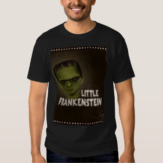LITTLE FRANKENSTEIN T-SHIRTS
