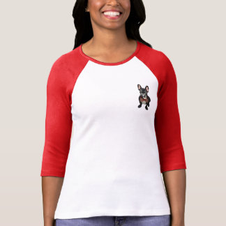 LITTLE FRENCHIE APPAREL T SHIRTS
