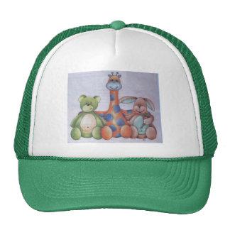 LITTLE FRIENDS CAP