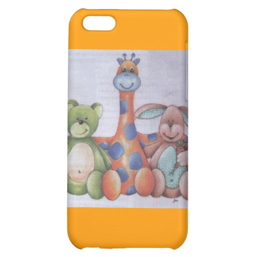 LITTLE FRIENDS iPhone 5C CASE