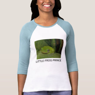 LITTLE FROG PRINCE SHIRT