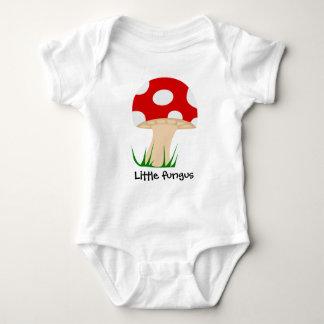 Little Fungus Humorous Kid Apparel Baby Bodysuit