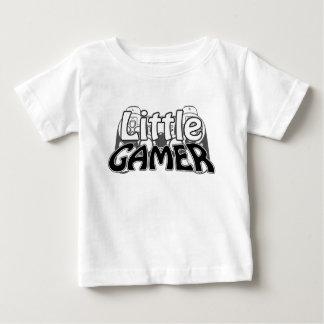 Little Gamer Black Baby T-Shirt