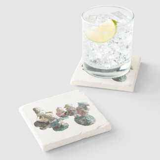 Little Gang, Marble Stone Coaster