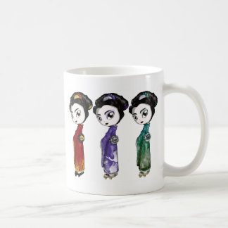 Little Geisha Coffee Mug