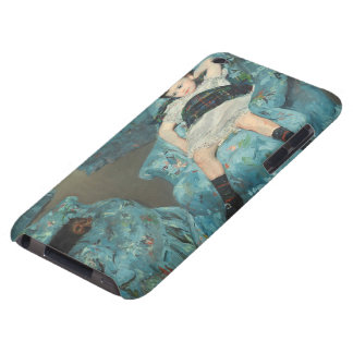 Little Girl in a Blue Armchair, 1878 (oi Barely There iPod Covers