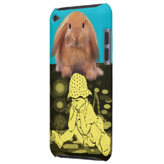 Little girl iPod touch cases
