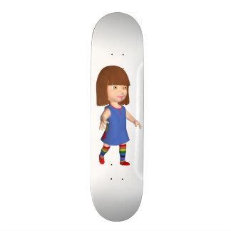 Little Girl Skateboard Decks