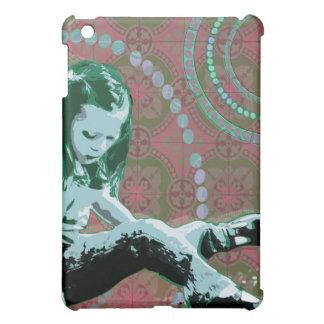 Little Girl Wonderland - Pop Art iPad Case