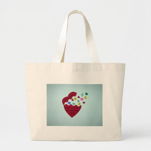 Little Girls... Tote Bag