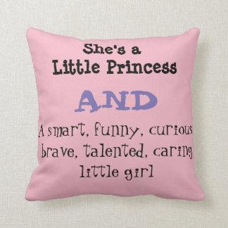Little Girl's Cushion