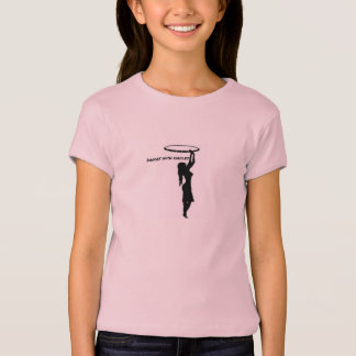 Little girls hoop too! T-Shirt