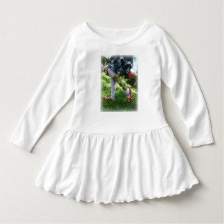 Little Girls Lyme Disease Awareness Dress