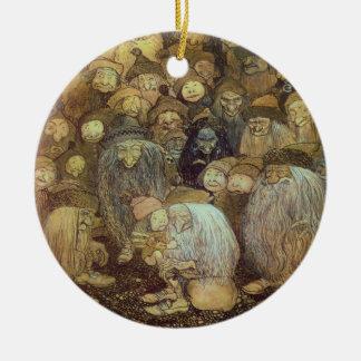 Little Gnome Boy Ornaments