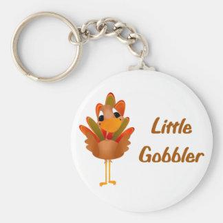 Little Gobbler Key Ring