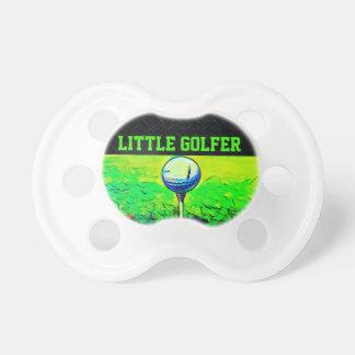 Little Golfer Baby Golf Ball Soother