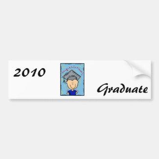 Little Graduate Car Bumper Sticker