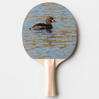 Little Grebe Ping Pong Paddle