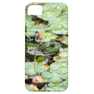 Little Green Frog Phone Case iPhone 5 Cover