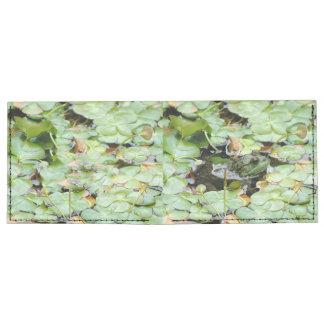 Little Green Frog Tyvek® Wallet
