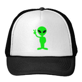 Little Green Man Hats