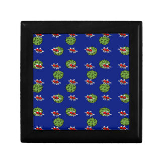 little green men and little green planets gift box