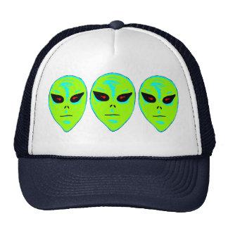 Little Green Men Hat
