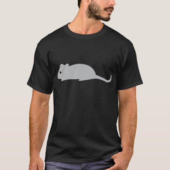 little grey mouse T-Shirt