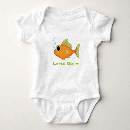 Little Guppy Fish T-shirt