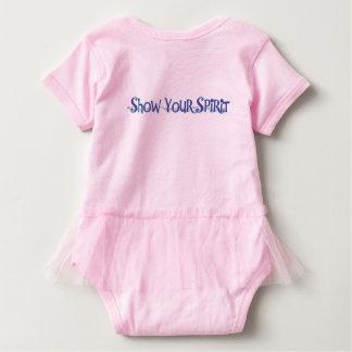 Little Gyspea Tutu Baby Bodysuit