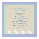 Little Hares Baby Shower Invitation